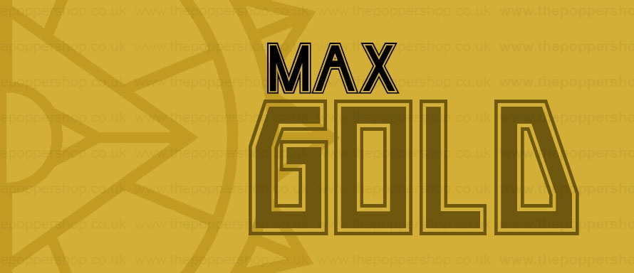 Max Gold Aroma