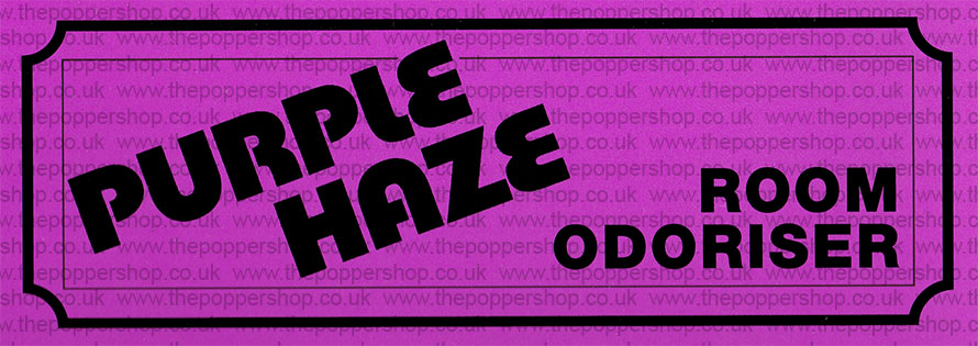 Purple Haze Odorisor