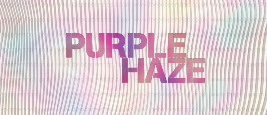 Purple Haze Odorisor