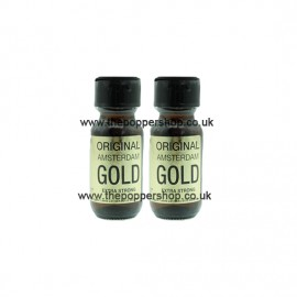 Amsterdam Gold poppers