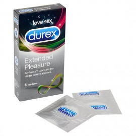 Durex Extended Pleasure (6 Pack)
