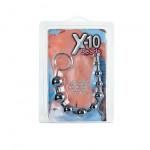 X-10 Beads Black