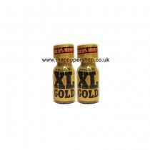 XL Gold poppers