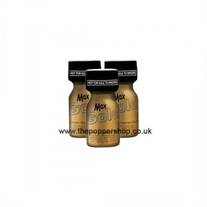 Max Gold Poppers