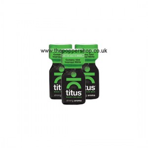 Titus Strong Poppers