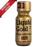 Liquid Gold XXL poppers